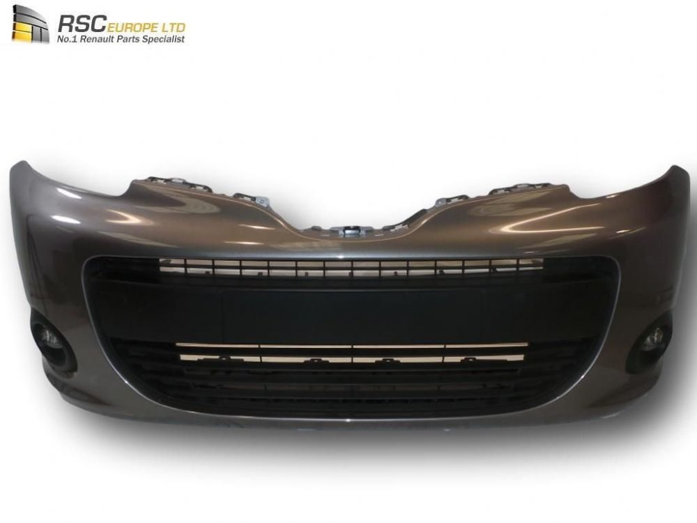 Renault Kangoo Front Bumper in Brown 2013 Onwards Models # 49860